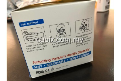 [READY STOCK] DISPOSABLE FACE MASK 3ply