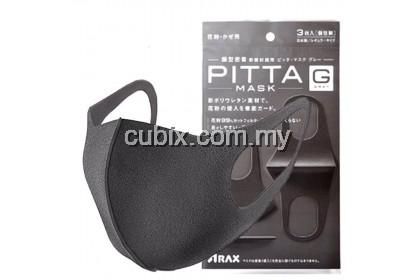 [100% ORIGINAL MADE IN JAPAN] ARAX PITTA FACE MASK 3 pcs