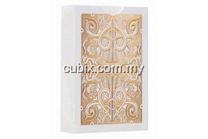 GATORBACKS GOLD Playing Cards Bicycle Ellusionist Theory11