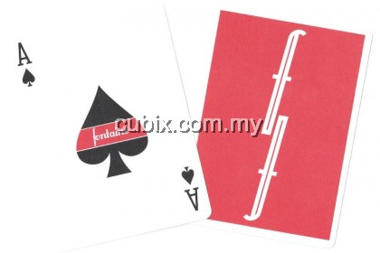 FONTAINE WATERMELON Playing Cards Bicycle Ellusionist Theory11 Cardistry