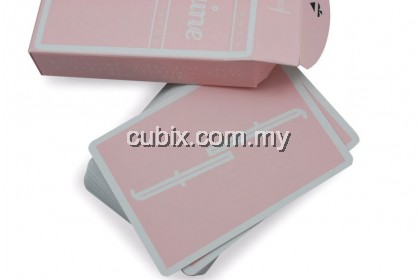 FONTAINE PINK Playing Cards Bicycle Theory11 Ellusionist Cardistry