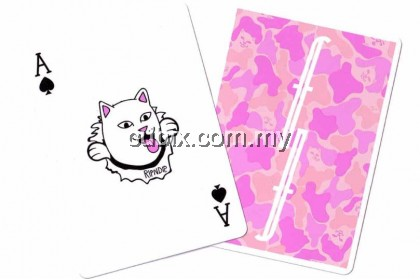 FONTAINE RIPNDIP ICE CREAM Playing Cards Ellusionist Theory11 Bicycle Cardistry