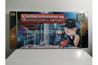 MONOPOLY AVENGERS - TOYS FAMILY MONOPOLY BOARD GAME