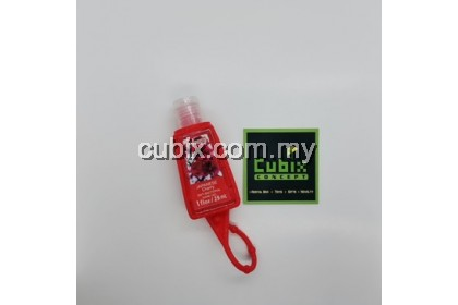 Silicone Hand Sanitizer Bottle Antibacterial Holder