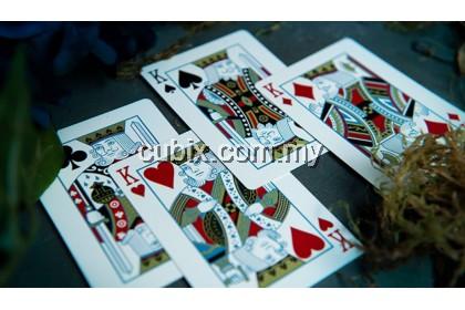 Abandoned Luxury Playing Cards by Dynamo ( CARDSABAND )  Playing Cards