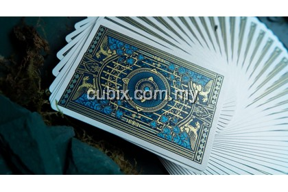 Limited Edition Abandoned Deluxe Playing Cards