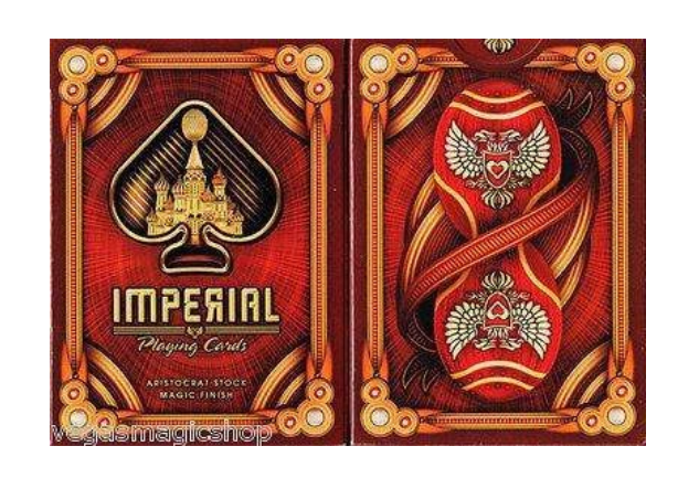 IMPERIAL Playing Cards Bicycle Ellusionist Theory11