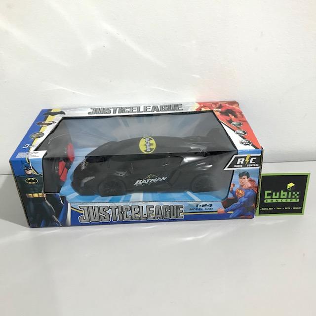 Children Kids Super Hero remote control car